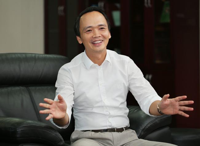 Trịnh Văn Quyết - Chủ tịch Tập đoàn FLC