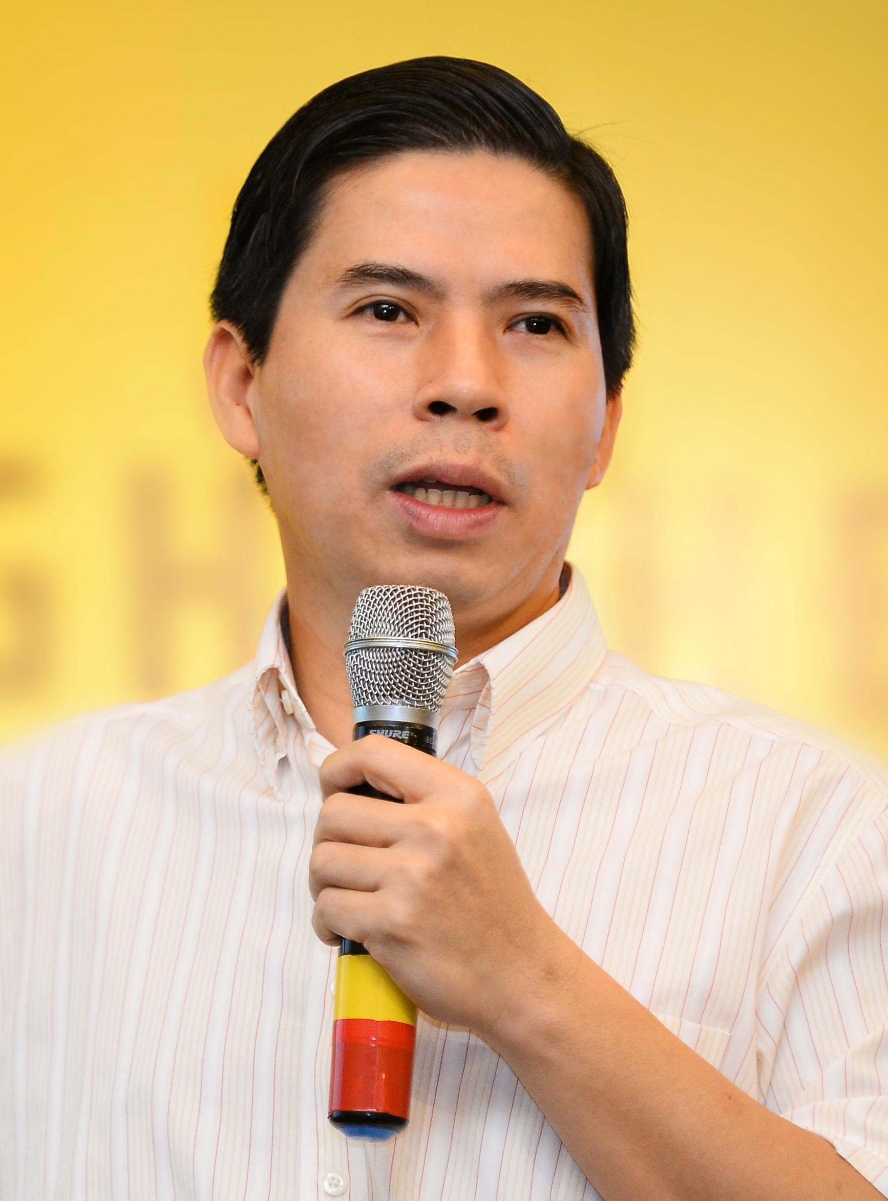Chủ tịch Thế giới Di động Nguyễn Đức Tài