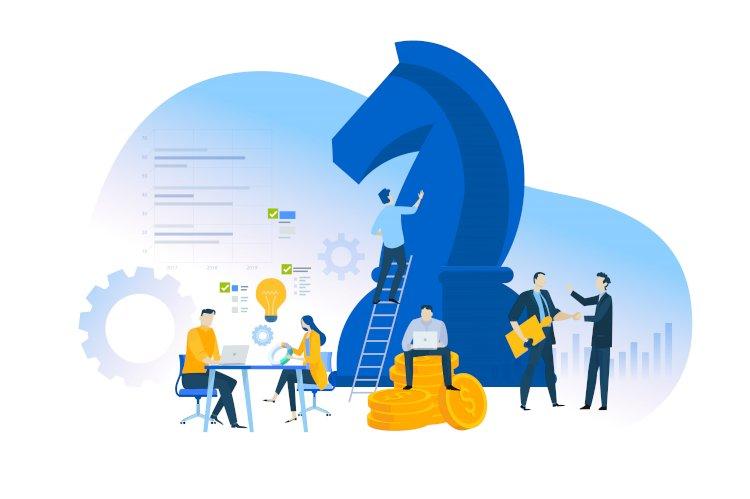 Các bước xây dựng chiến lược kinh doanh hiệu quả - Chuyên Gia ...