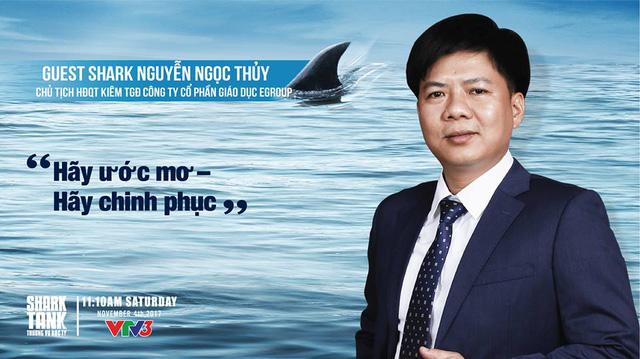 shark thủy là ai