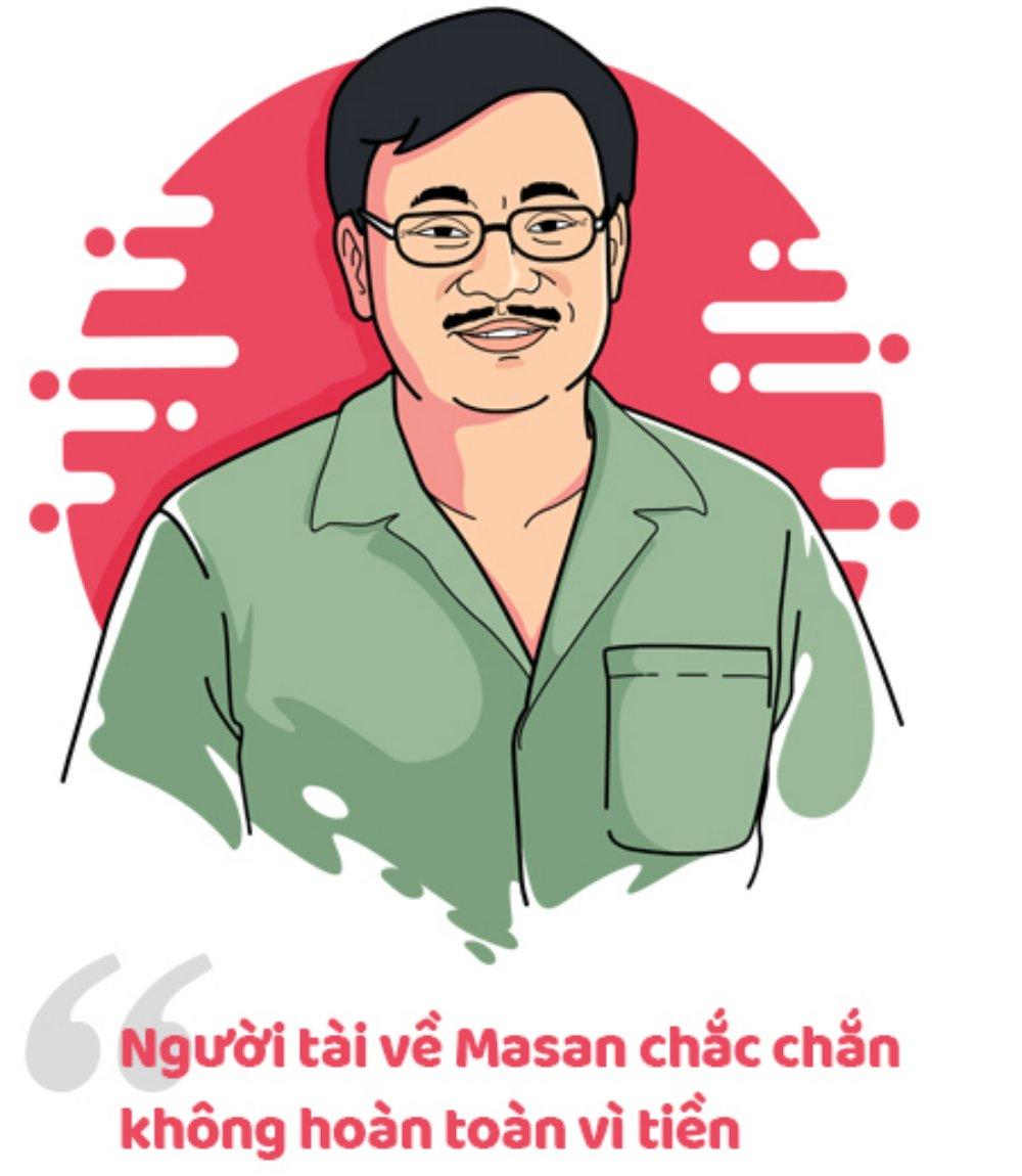 Doanh nhân Nguyễn Đăng Quang về Masan chắc chắn không phải hoàn toàn vì tiền