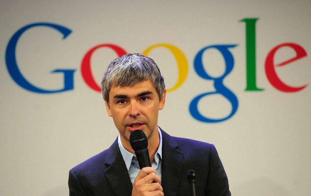 Tiểu sử Larry Page - Huyền thoại sáng lập gã khổng lồ Google - Bstyle.vn