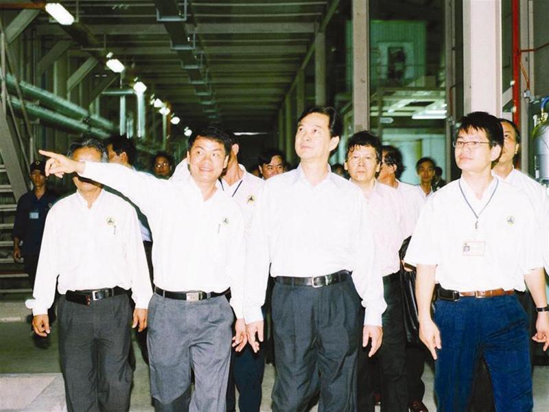Trần Bá Dương là ai? từ ghề vét mỡ bò đến Tổng Giám đốc Công ty Đại Quang  Minh