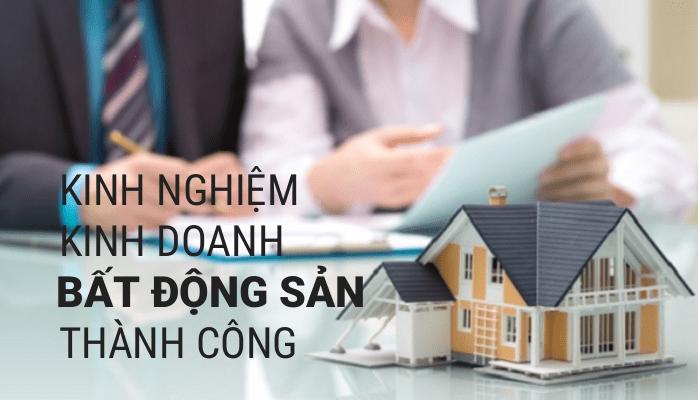 Những kinh nghiệm Xương Máu khi kinh doanh bất động sản - Bất động sản Sen  Vàng - Sen Vang Group