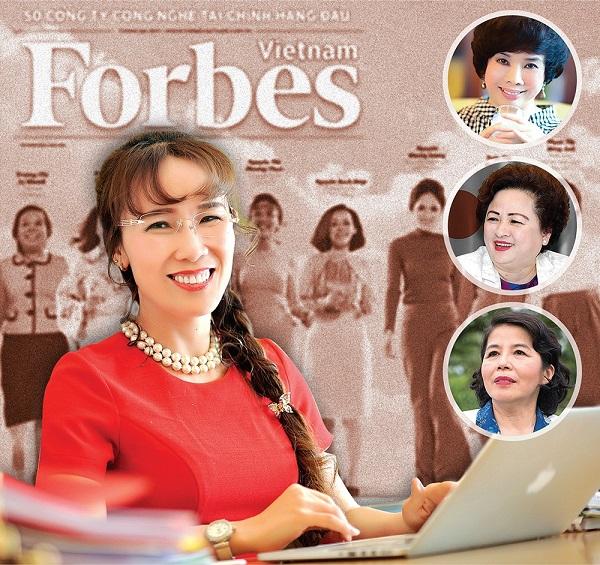 Bà Thảo được bầu chọn là 1 trong 50 doanh nhân tiêu biểu toàn cầu 2018