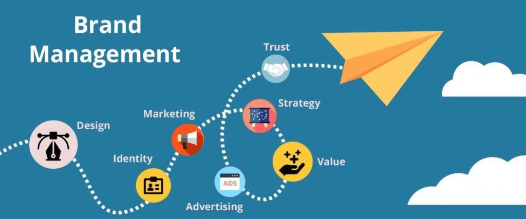 sự khác biệt giữa branding và brand management