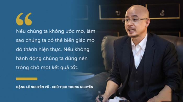 """Tiểu sử Đặng Lê Nguyên Vũ - Con đường sự nghiệp của """"vua cà phê"""" Việt"""