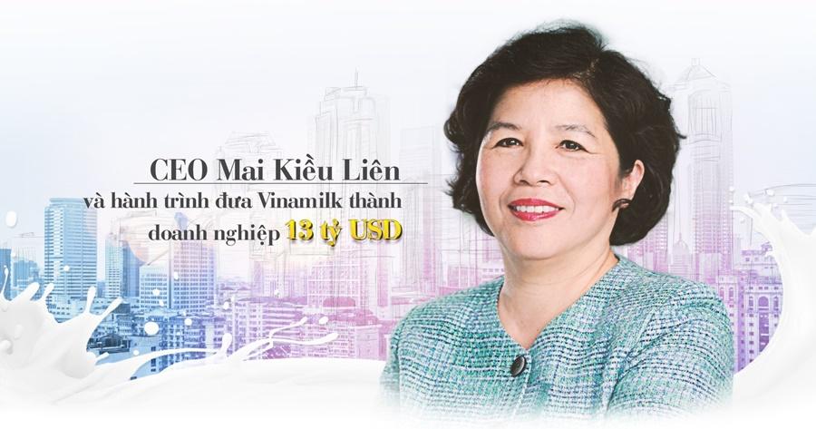 Mai Kiều Liên là ai? Tiểu sử và sự nghiệp của nữ CEO Vinamilk - Ảnh 3