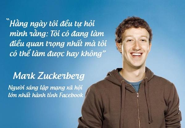 Mark Zuckerberg là ai? Tiểu sử của người sáng lập Facebook - Ảnh 1
