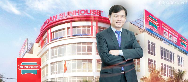 Shark Phú là ai? Cuộc đời và sự nghiệp của người đứng đầu tập đoàn nổi tiếng Sunhouse - tcxd.vn