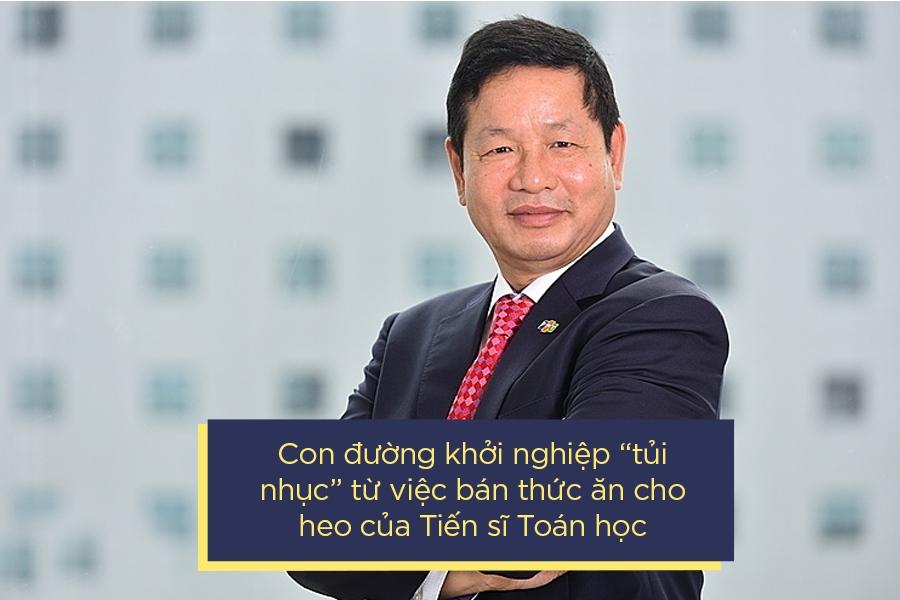 Trương Gia Bình là ai – Tiểu sử và sự nghiệp của CEO FPT - Ảnh 2