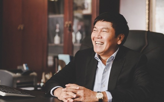 Doanh nhân tuổi Sửu] Ông Trần Đình Long và 'liều thuốc thần' từ thép