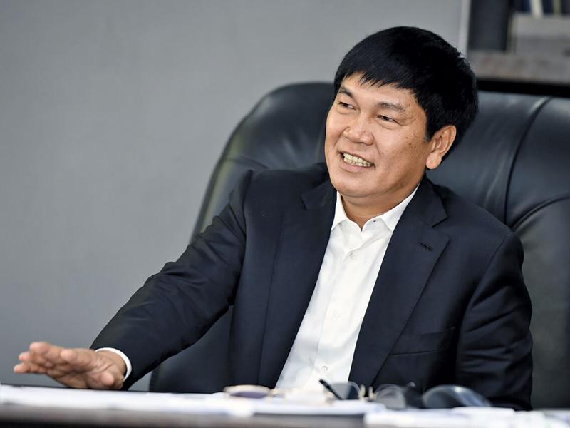 Ông Trần Đình Long, Chủ tịch HĐQT Tập đoàn Hòa Phát: Người không nhìn vào  ngắn hạn