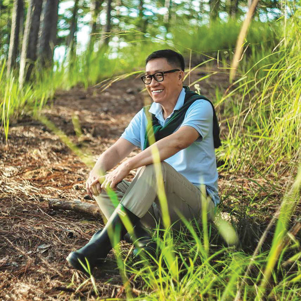 Ông chủ Vinamit biến cây nhà nghèo thành bột sấy khô xuất khẩu Mỹ, Nhật