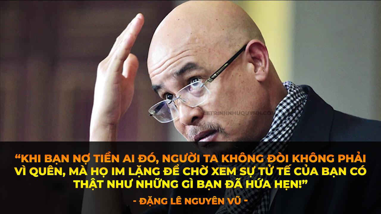 """STT cuộc đời ❤️ 7 Câu nói KINH ĐIỂN của """"VUA CÀ PHÊ"""" Đặng Lê Nguyên Vũ   Như Quỳnh"""