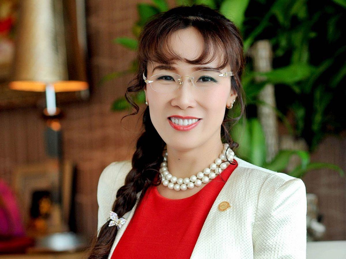 Bà Nguyễn Thị Phương Thảo – Nữ tỷ phú tự thân đầu tiên của Đông Nam Á