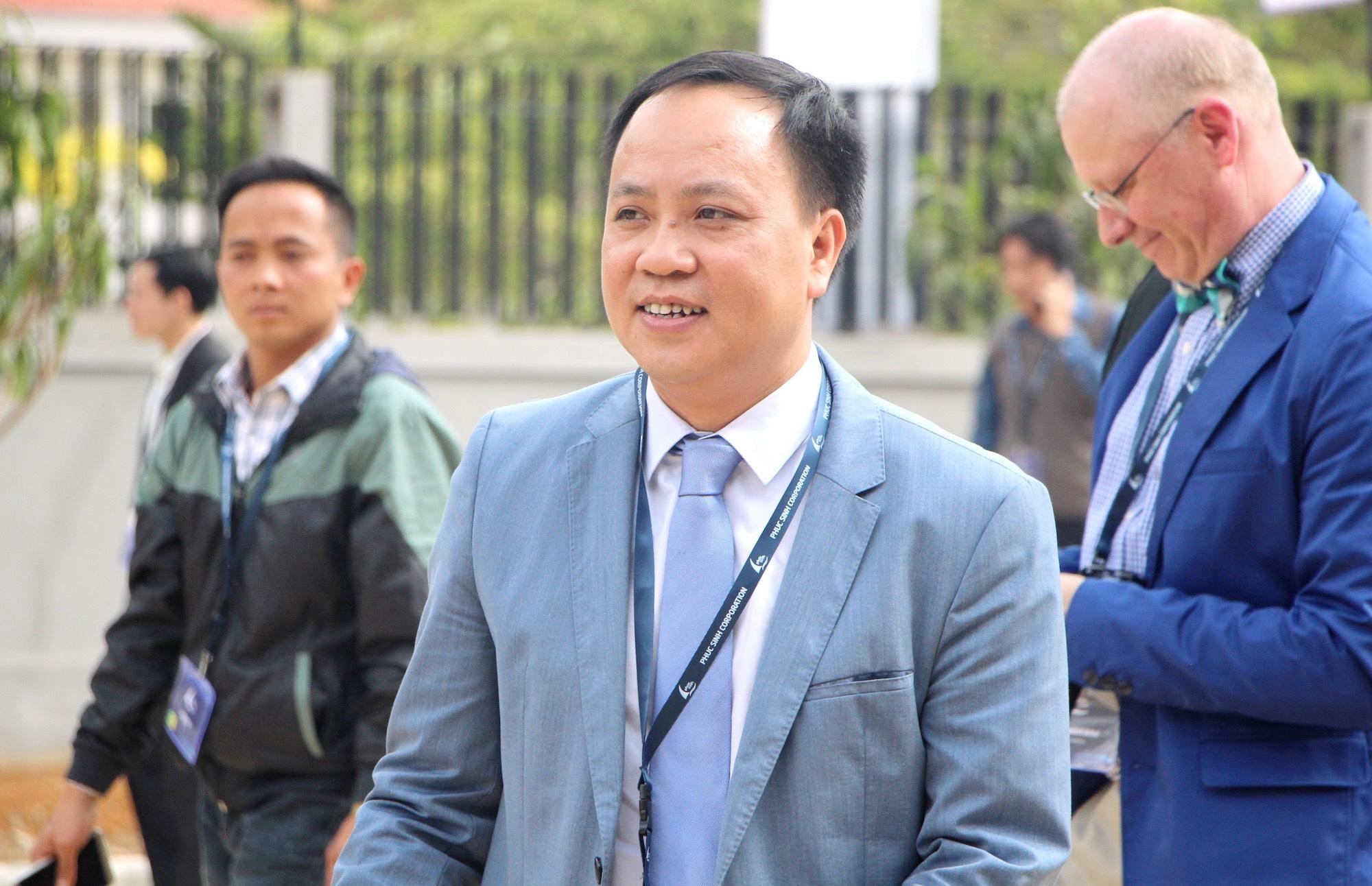 Phan Minh Thông là ai?