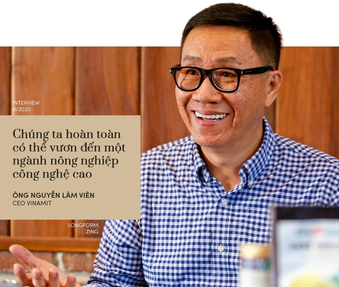 Nguyễn Lâm Viên ông vùa ngành mít sấy
