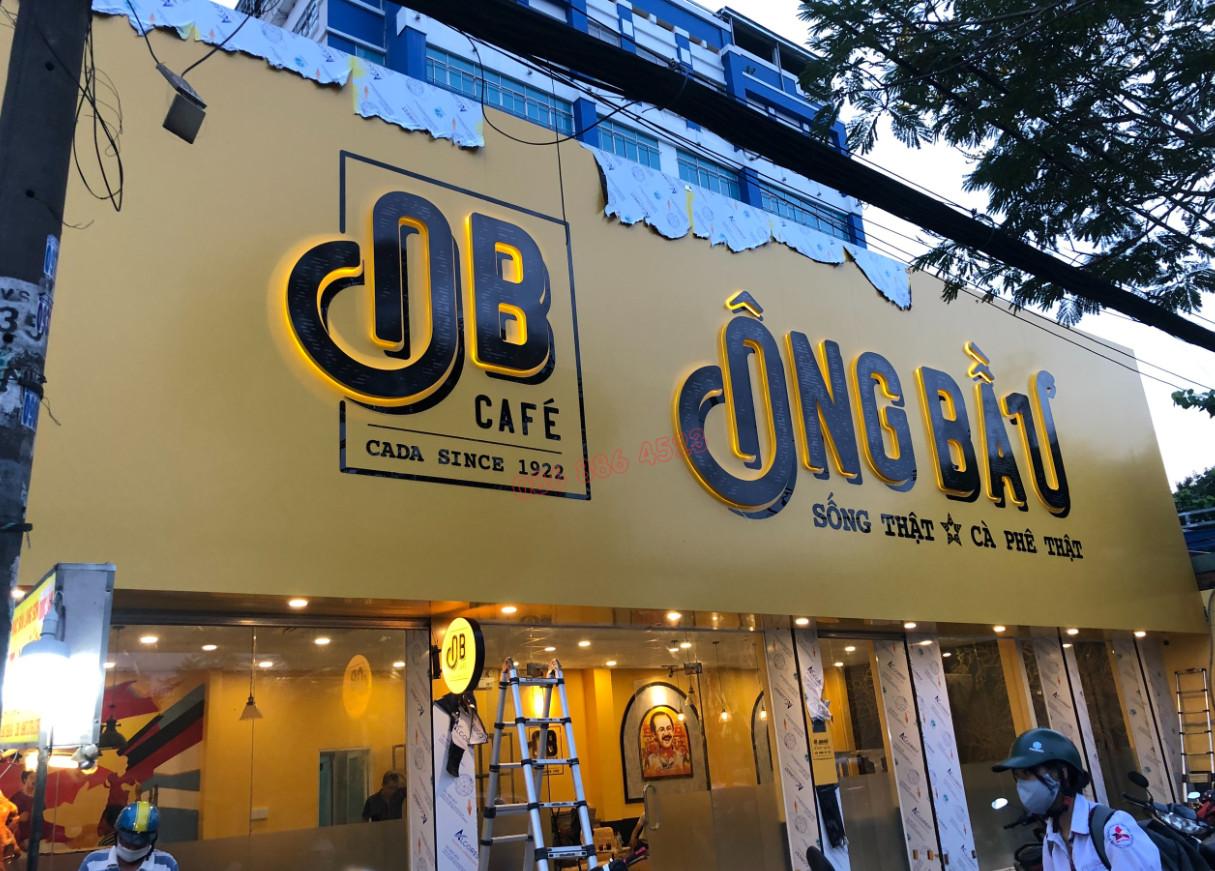 Giới thiệu về quán cà phê Ông Bầu