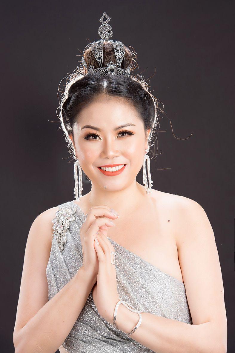 Hoa hậu Nguyễn Thị Thu Thảo