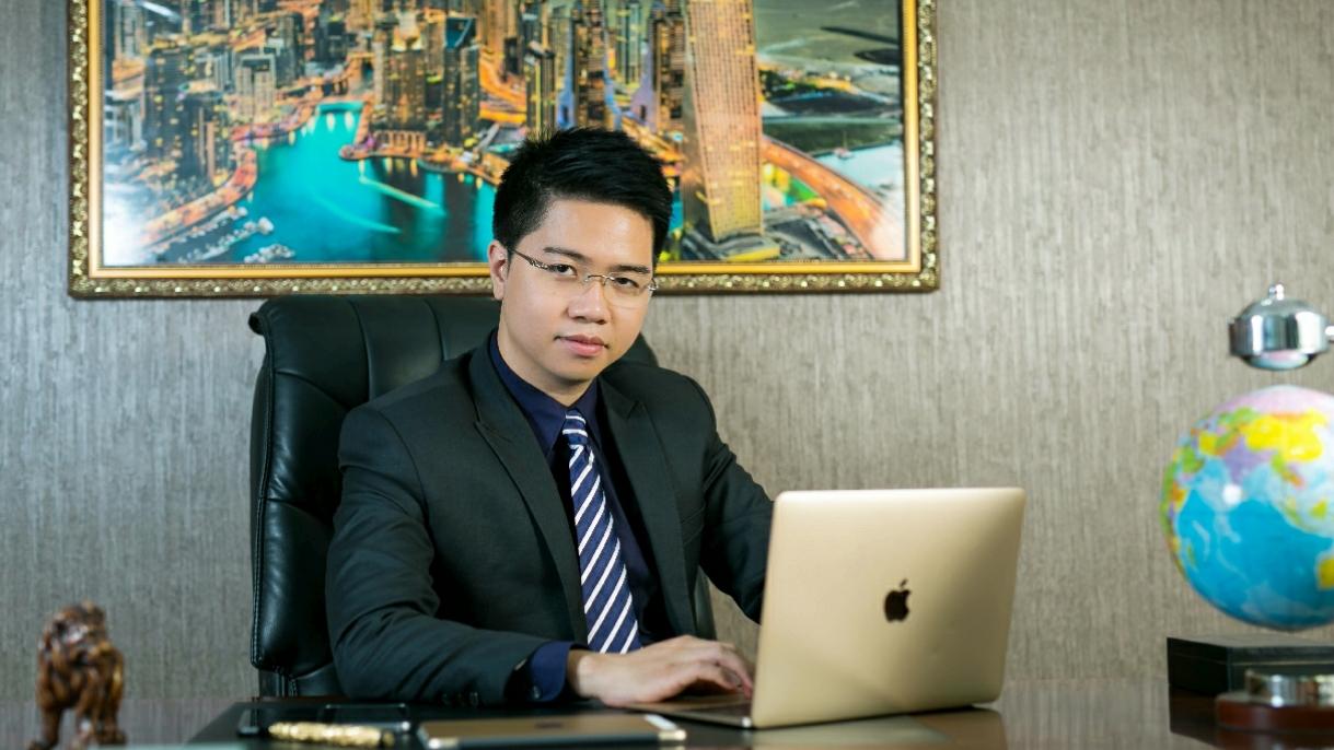 CEO Võ Phi Nhật Huy
