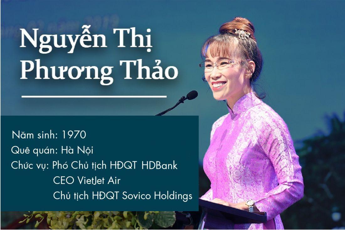 Tiểu Sử Nguyễn Thị Phương Thảo