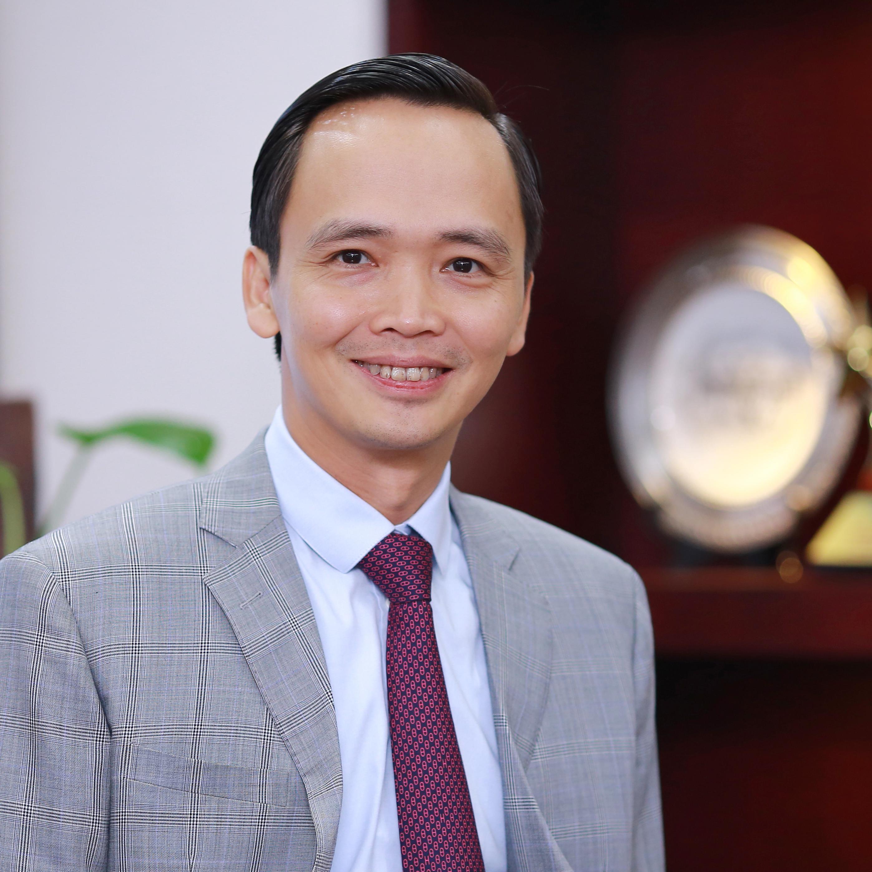 Doanh nhân Trịnh Văn Quyết