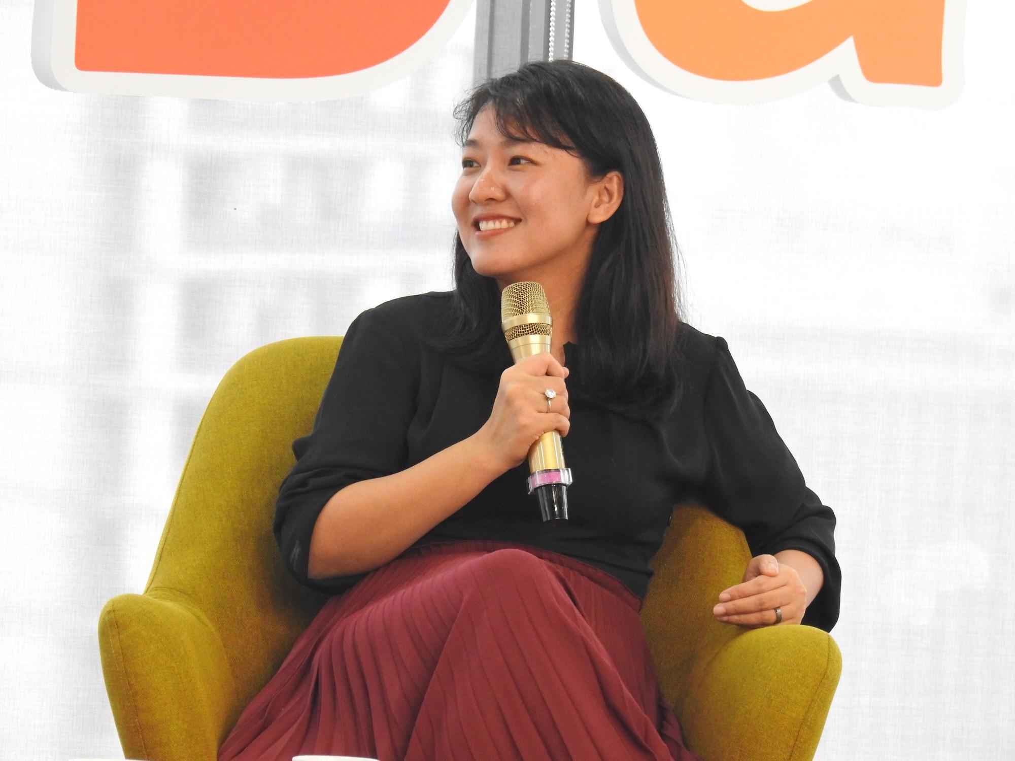 Bà Lê Diệp Kiều Trang kể chuyện bán Misfit, rời Facebook ... và đầu quân  cho Go-Viet