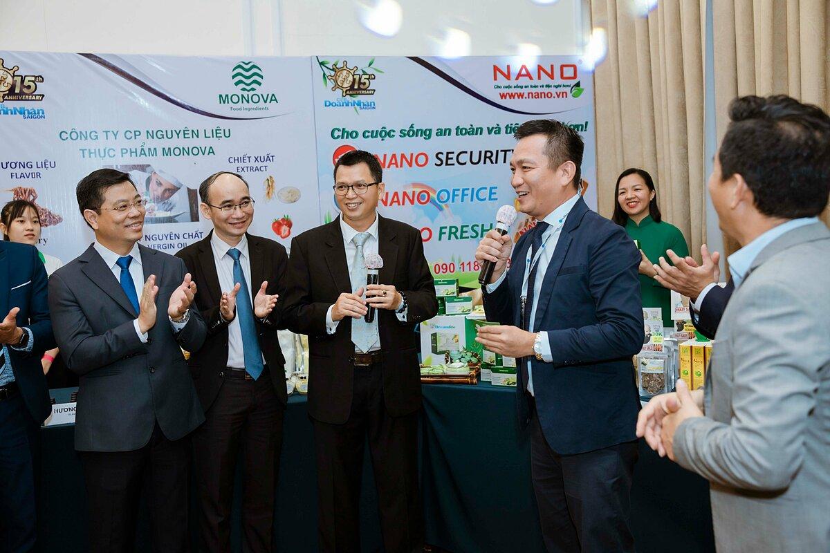 CLB Doanh nhân Sài Gòn tiếp tục hành trình kết nối giao thương - VnExpress Kinh doanh