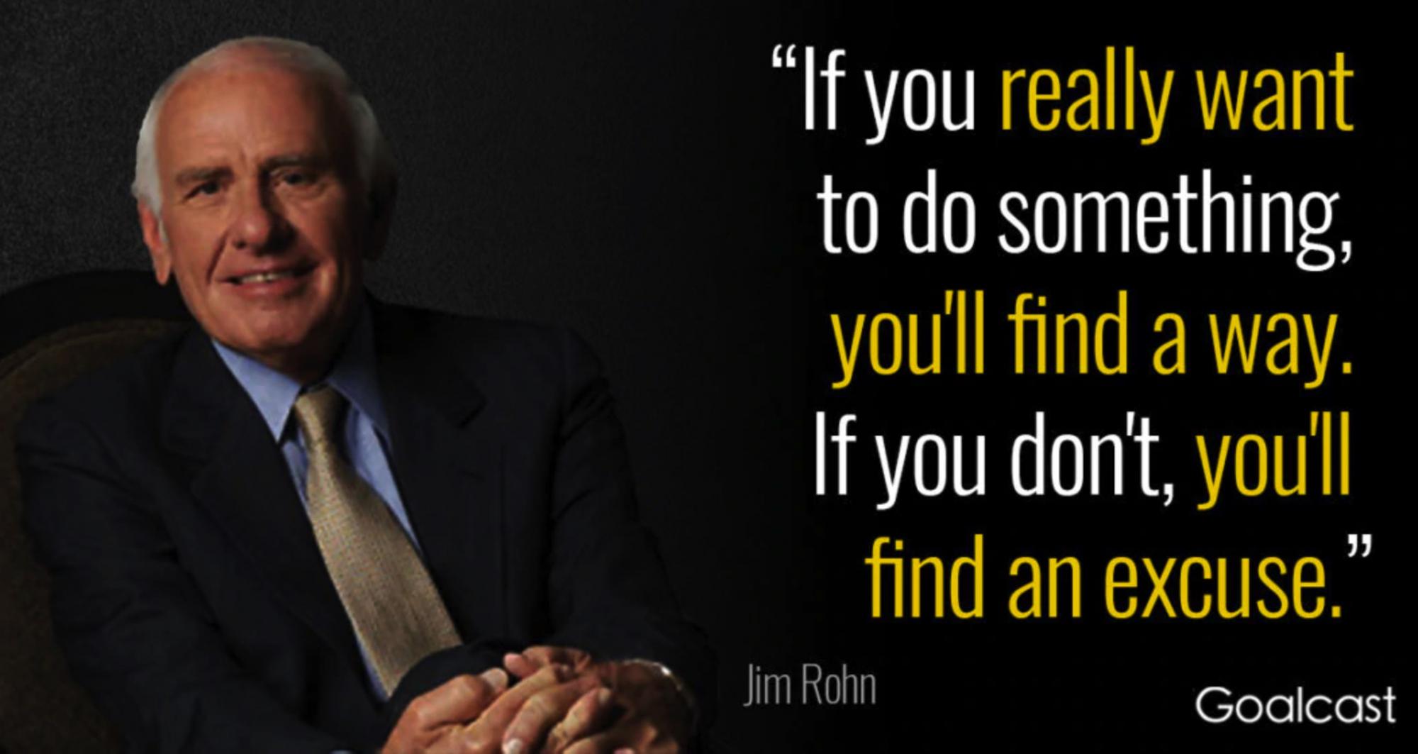 50 CÂU NÓI của Jim Rohn sẽ giúp bạn HÀNH ĐỘNG NHANH HƠN, HẠNH PHÚC NHIỀU HƠN