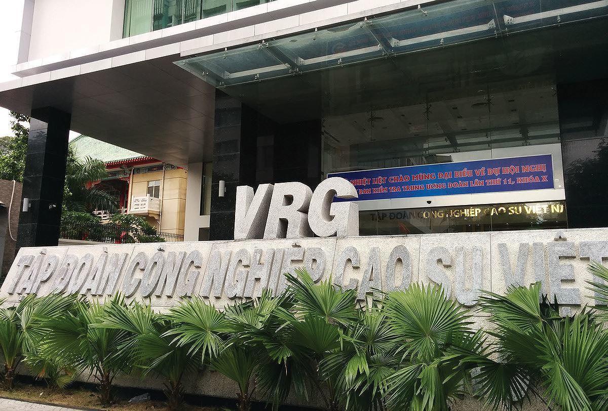 Tập đoàn công nghiệp cao su Việt Nam lớn nhất hiện nay