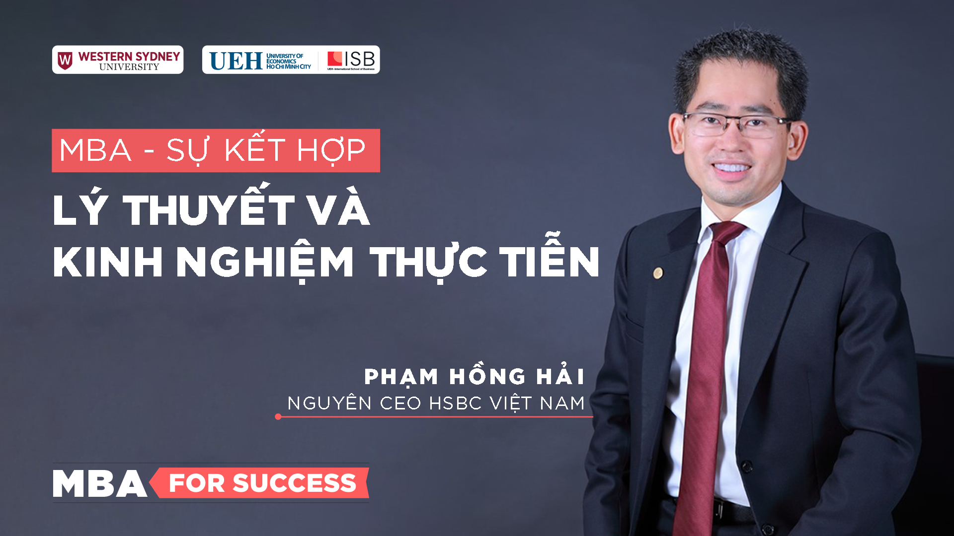 Phạm Hồng Hải HSBC thông tin cho bạn