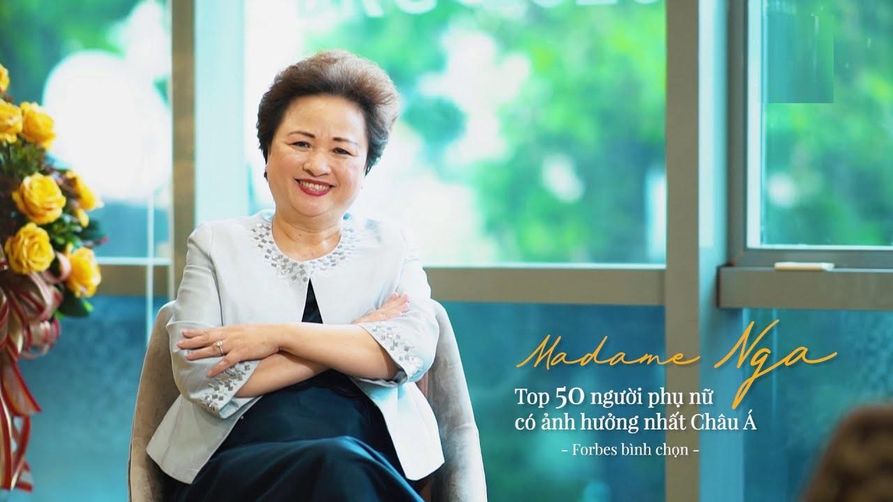Chân dung 'nữ tướng' quyền lực trong ngành ngân hàng và 'bà trùm' khách sạn  và bất động sản Nguyễn Thị Nga