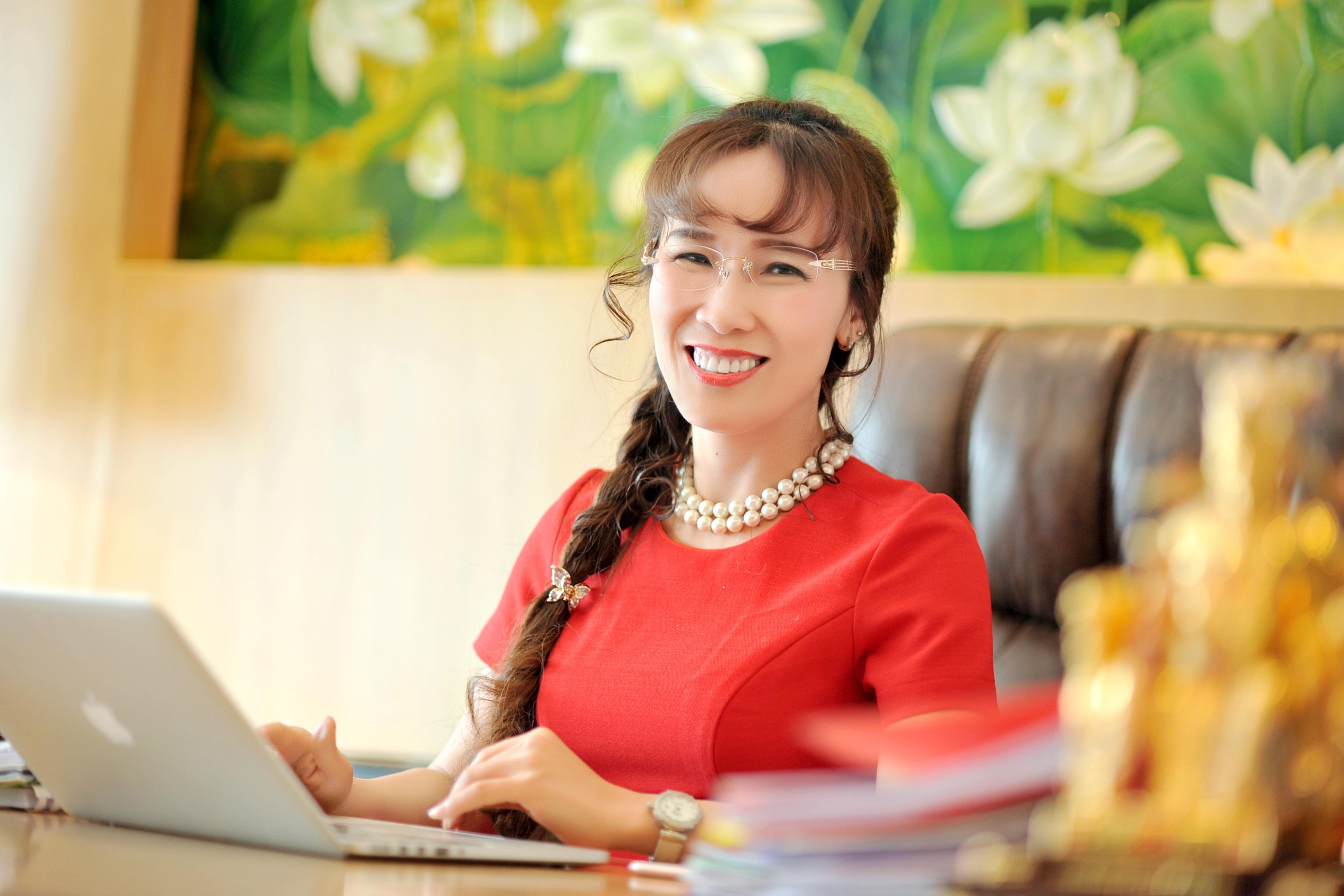 Danh sách nữ doanh nhân trẻ nhất Việt Nam