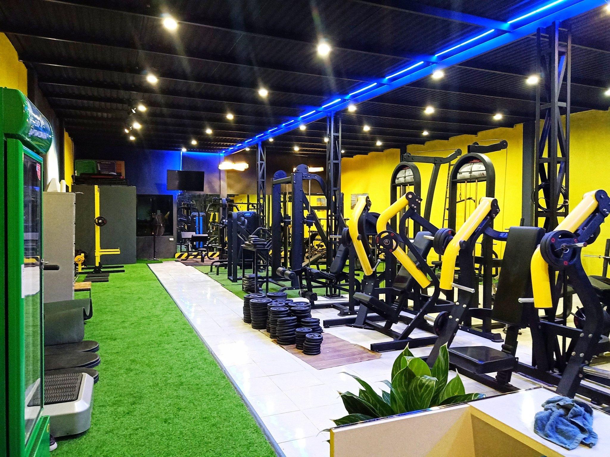 Đầu tư phòng tập gym
