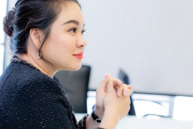 Bà Nguyễn Thanh Phượng: Chứng khoán Bản Việt không chấp nhận rủi ro - Tài chính - Chứng khoán